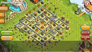 Hero sky epic guild wars. Town hall 10 defense base layout
