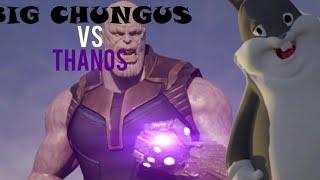 big chungus vs thanos for 1 hour