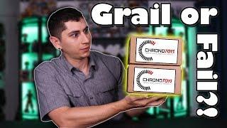 Massive Chrono Toys Funko Pop Mystery Box Fail?! | Dr. Applesauce