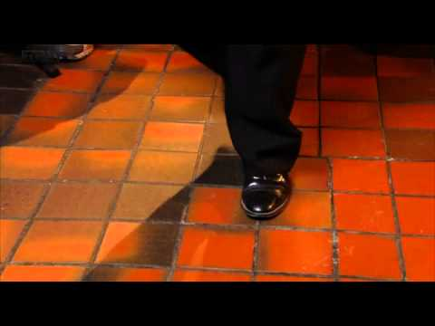 AidanVaughan. Sean Nos dancing. Irish music