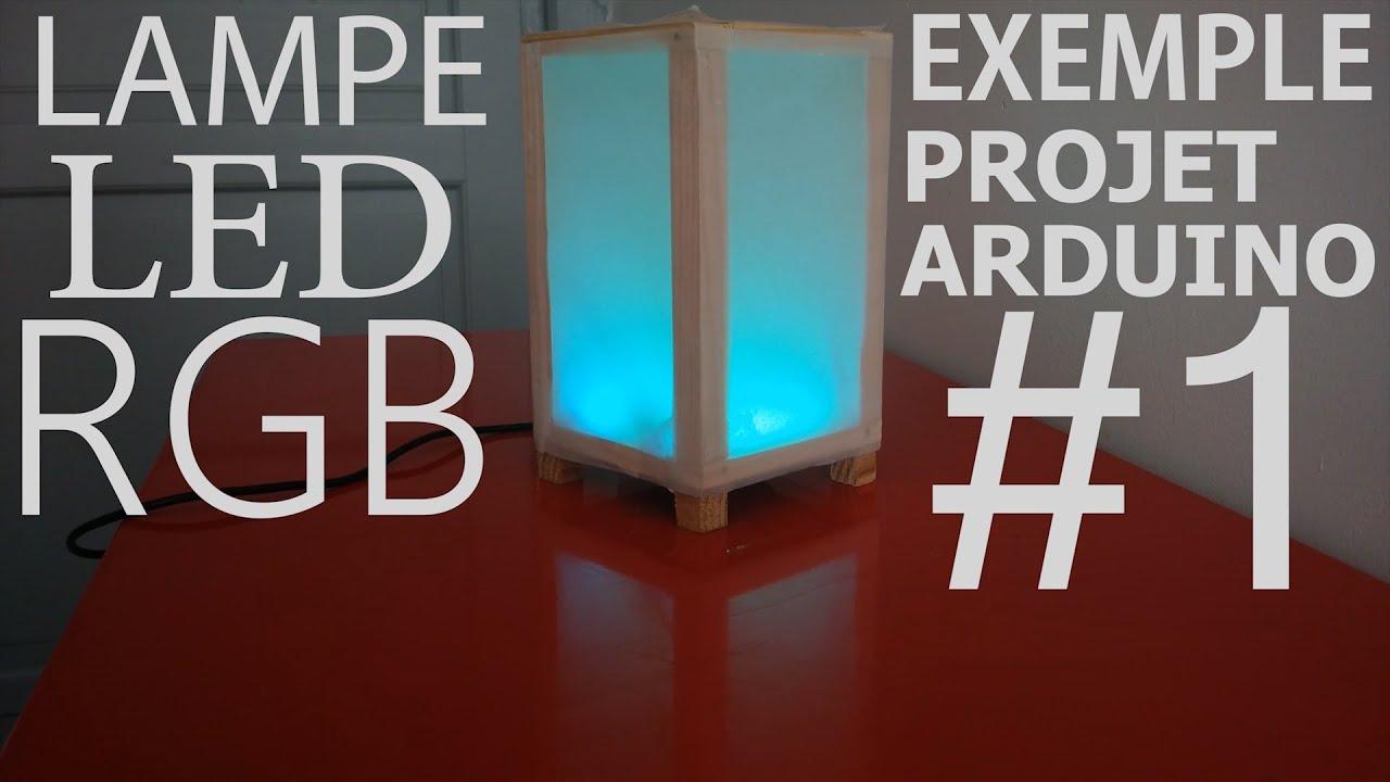 Rgb Lampe Led Projet Projet Arduino1 Led Lampe Lampe Rgb Arduino1 Led uKF51c3TlJ