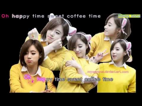 [Karaoke Thaisub] Coffee House - Ham Eun Jung (T- Ara) (Coffee House OST )