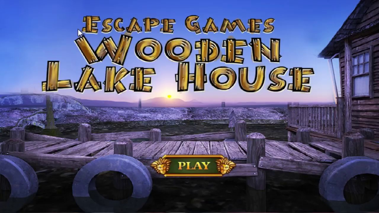 Escape Games Wooden Lake House Walkthrough Firstescapegames