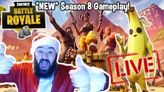 I Get Game Ended A Lot | Fortnite Season 8