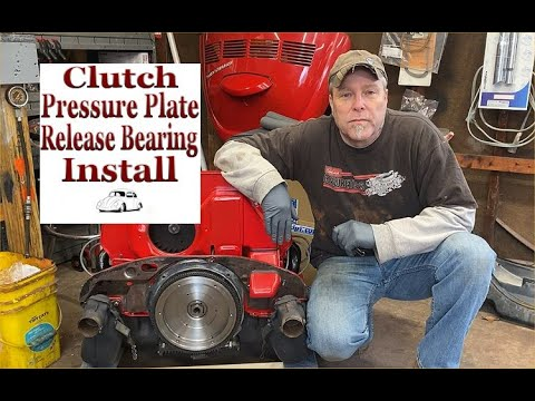 VW Beetle Clutch & Pressure Plate Install! DIY! You Got This!