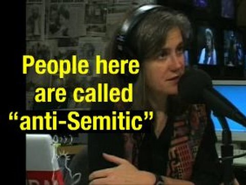 """It's a Trick, We Always Use It."" (calling people ""anti-Semitic"")"