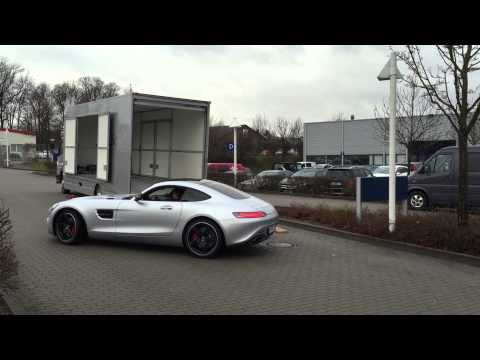 mercedes benz amg gt s niederlassung dresden youtube. Black Bedroom Furniture Sets. Home Design Ideas