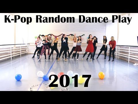 K-Pop Random Dance Play 2017 by DASH feat. K.NDC & Gr4vity