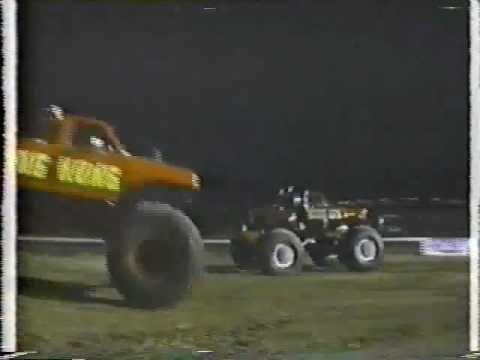 TNT El Paso 1989 Race One