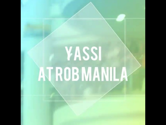 Yassi Pressman Invades Rob Manila