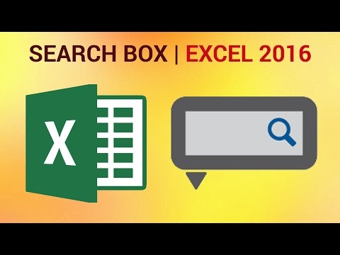 how-to-create-a-highlighting-search-box-in-excel-2016