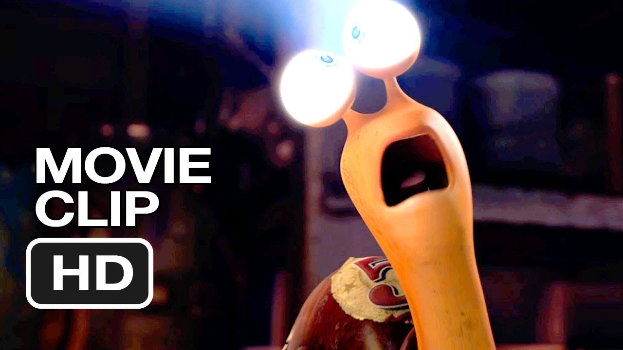 turbo movie clip - car problems (2013) - ryan reynolds animated