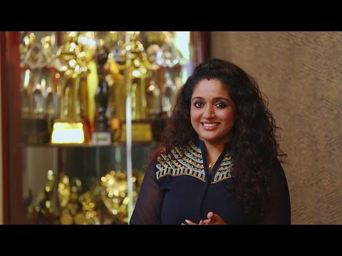Kavya Madhavan on stage - Dileep Show 2017