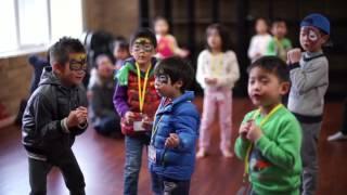 墨爾本約明兒童教會 2017兒童品格才藝營