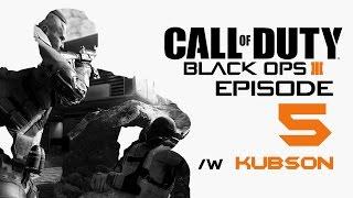 Call of Duty: Black Ops III [Co-Op z Kubsonem][#5] - Straszliwe laboratorium :S