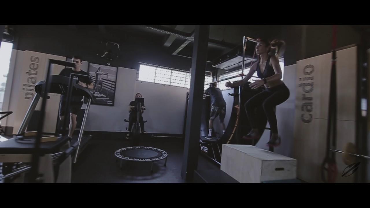 Conheça o Studio Integrado Mormaii Fitness e agende sua aula