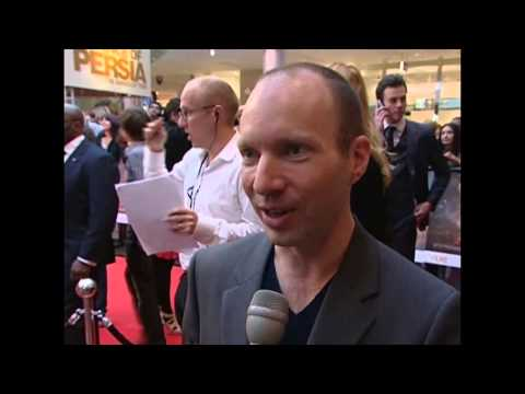 Prince of Persia: The Sands of Time: World Premiere: Jordan Mechner Interview