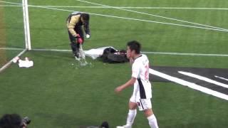 久々復帰の高橋大輔選手。 4月7日(土) 2012 J1リーグ戦 第5節 大宮 0 ...