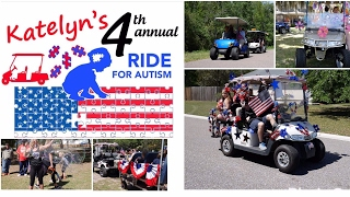 4th Annual Katelyn's Ride For Autism