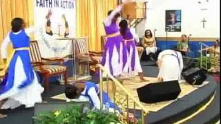 Dunamis Praise Dancers - Powerful God