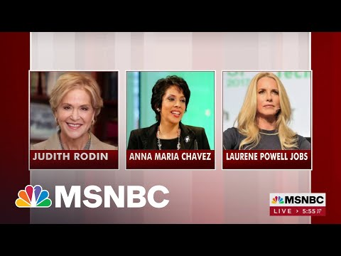 Forbes Prepares To Release Its 50 Over 50 List   Morning Joe   MSNBC