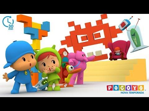 Pocoyo - Histórias Incríveis! | NOVA TEMPORADA! [30 minutes]