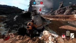 Star Wars: Battlefront - 4vs7