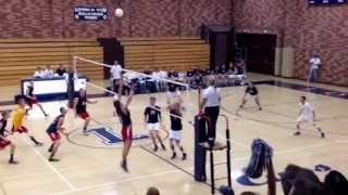 Loyola vs. Buchanan Volleyball CIF State Regional Semi-Final 2012 Thumbnail
