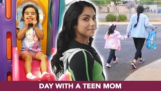 I Spent A Day With A Teen Mom