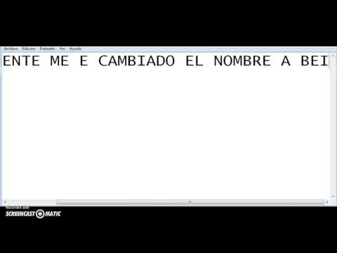 ME CAMBIO EL NOMBRE A BEIMAX GAMER