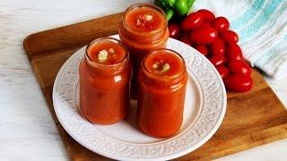 Gazpacho Recipe - Cold Tomato Soup