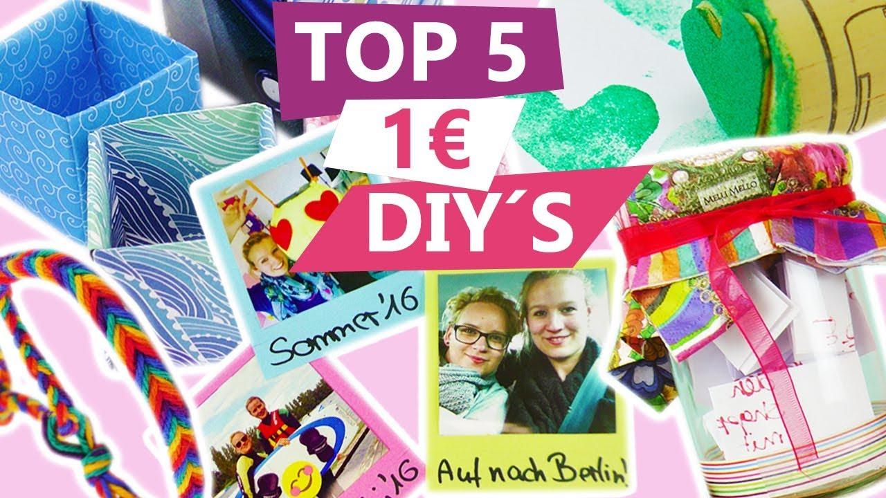 Diys Unter 1 Top5 Coole Ideen Gegen Langweile In Den Ferien