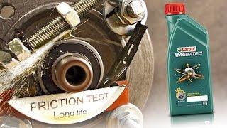 Castrol Magnatec 10W40 Jak skutecznie olej chroni silnik?