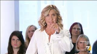 Myrta Merlino introduce la puntata: Titanic e il nuovo iceberg della politica