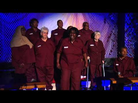 This is Not My Home  The Lady Lifers  TEDxMuncyStatePrison