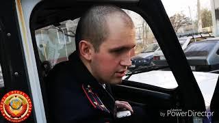 ПОЛИЦАИ СКРЫВАЮТСЯ, не ПРЕДСТАВИВШИСЬ АСТРАХАНЬ  POLICEMEN ARE HIDING WITHOUT POSING