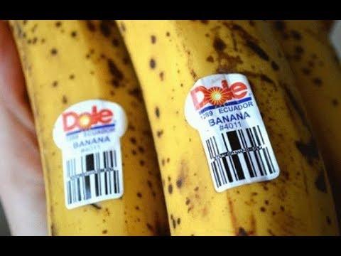 Правда о Фруктах из Супермаркета: Вот что Означают ЭТИ Наклейки с Кодом!