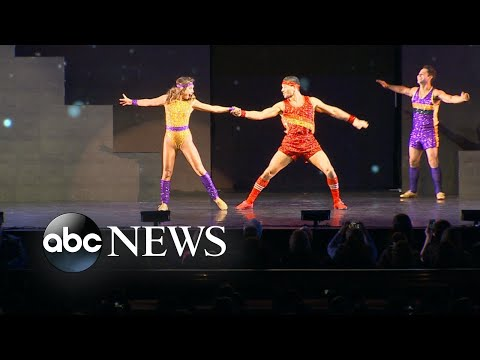 Ginger Zee hits the dance floor with her 'DWTS' friends