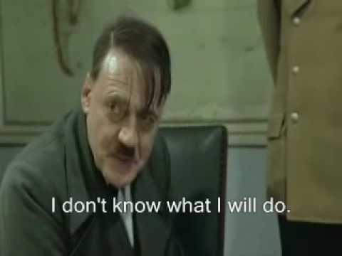 Hitler learns Ghost died in MW2