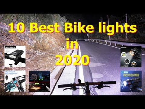 �� 10 Best Front Lights for Cycling 2020   RockBros, VastFire, SolarStorm, InBike, NewBoler