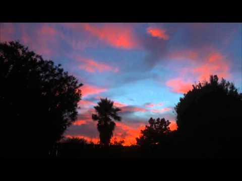 Tucson, Arizona Time-lapse of sky and sunsets