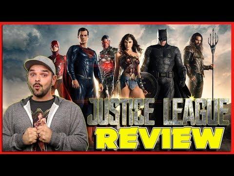 Justice League | Movie Review (Non-Spoiler)