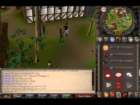 How to get runecrafting pouches on a 1 defence pure