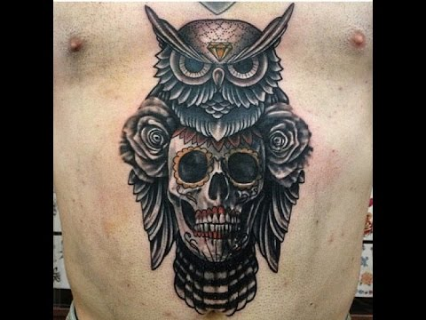 Tatuajes De Calaveras Youtube