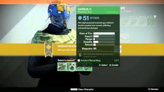 Destiny Beta Quick Play
