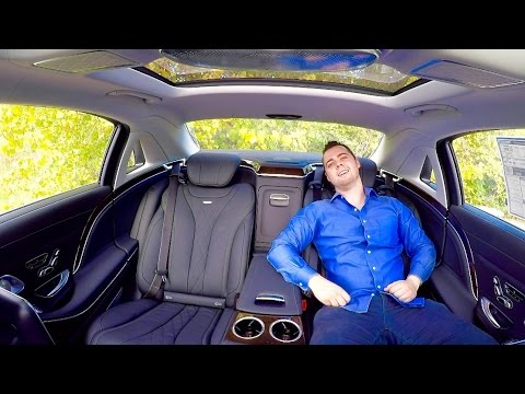 2016 Mercedes-Maybach S600 Review! – More Luxurious Than A Rolls Royce?