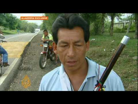FARC tries to disrupt Colombia poll