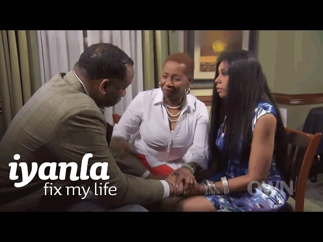 Iyanla Helps Build Trust Between Newly Weds | Iyanla: Fix My Life | Oprah Winfrey Network
