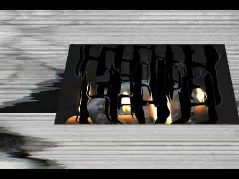 Radiohead Street Spirit Remix. Video mix Ghostvisuals