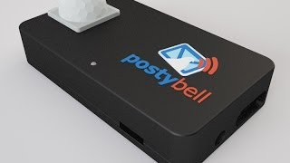 Postybell - the first mobile post box sensor(, 2014-03-04T14:59:03.000Z)